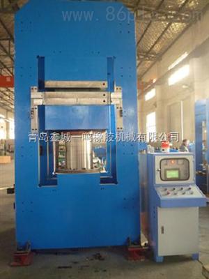 XLB-800x1400x2/4.00M400T全自动框式平板硫化机