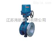 SD943H-16c电动伸缩蝶阀