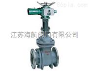 排渣闸阀-供应PZ941H-64C型电动钢制排渣闸阀