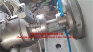 65/33單螺桿擠出機-張家港市華德機械hdpe20-63塑料給水管擠出機生產線設備