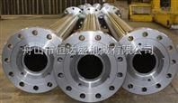 单螺杆造粒机螺杆料筒ABS造粒螺杆料筒