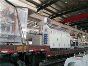 张家港市华德机械pe50-160给水管塑胶挤出机聚乙烯塑料管材生产线