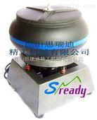 上海精密金属冲�手压零件去毛刺抛光小型振但���是一�N水之力仙�E动研磨机 小型震动光饰机