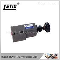 液压直动式溢流阀远程调压阀DT-01 DT-02 DG-02