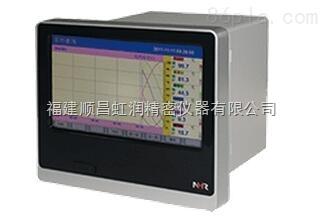 觸摸式無紙記錄儀