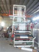 供应 SJ-65高压吹膜机 1300型平口塑料袋