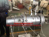 16-75,16-63pe盘管直管排水管给水管挤出机生产线