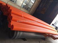 mpp塑料管材电力管顶管挤出机生产线