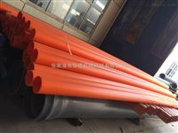 mpp塑料管材電力管頂管擠出機生產線