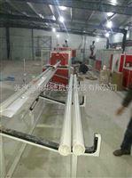 pvc排水管管材挤出机