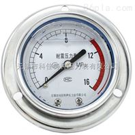 嵌装压力表型号规格,量程,精度,安装螺纹