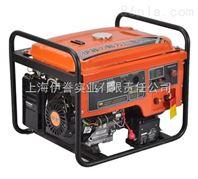 小型汽油发电电焊机