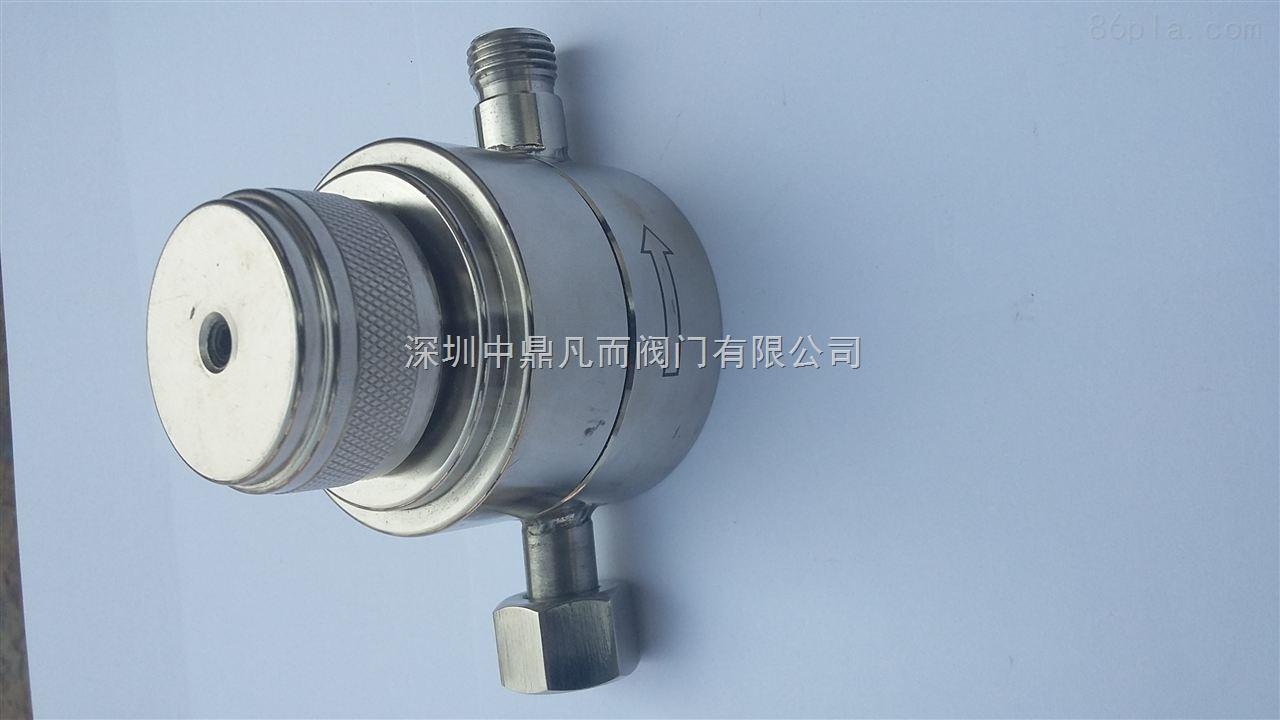 gn02b不锈钢恒压阀,gn02b取样不锈钢恒压阀图片