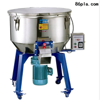 WSQB-300/塑料混合机加热型立式不锈钢储料桶/