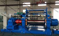 XK-450开放式炼胶机_18寸带翻胶装置开炼机_18寸轴承稀油开炼机