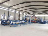 塑钢缠绕排水管生产线