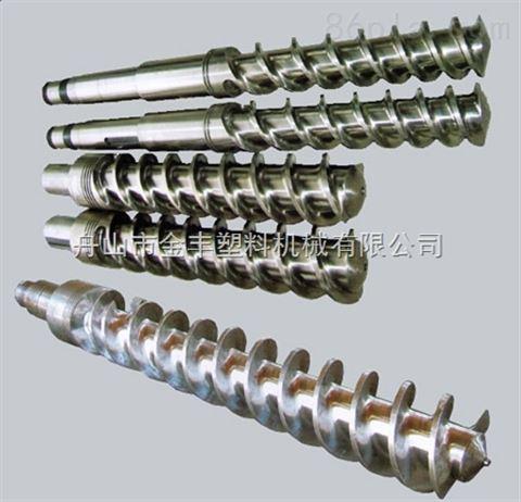 双金属橡胶螺杆