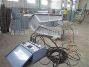 液压点式胶带硫化修补机_输送带点式修补机_小面积点式硫化接头机