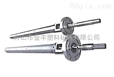 金丰螺杆-吹膜机机筒螺杆
