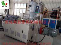 供應PE塑料波紋管設備,波紋管生產設備,青島和泰塑機專業廠家