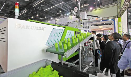 中国塑胶会聚焦行业转型升级