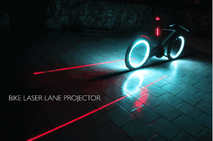 Cyclotron Bike:从虚拟骑到现实