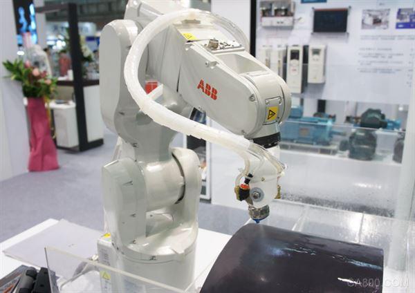 工业机器人应用案例精选