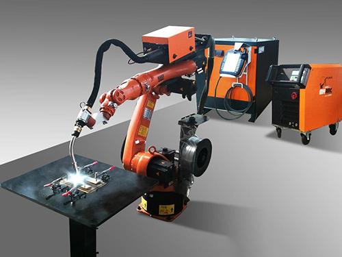 焊接机械手已广泛受到国家高度重视