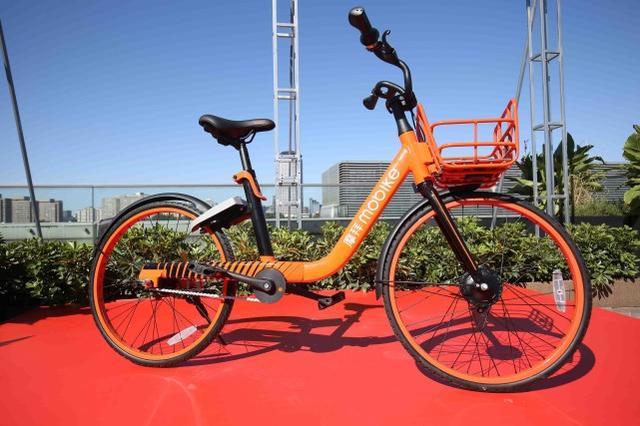 摩拜单车推出全新一代车型 工业设计水平达到